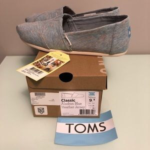 TOMS Jersey Slip On Shoes Sneakers